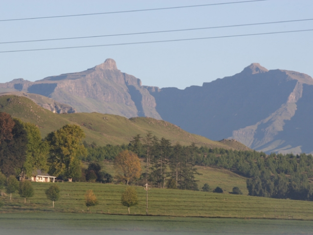 Giant's Cup, Southern Drakensberg