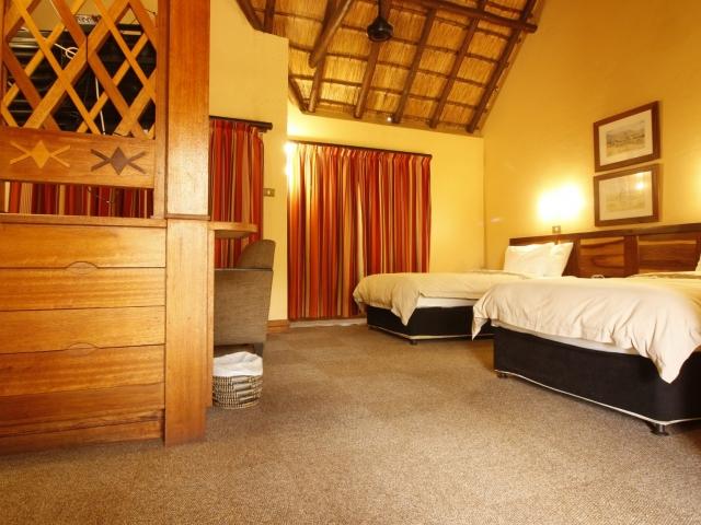 Hluhluwe Hilltop Resort, Hluhluwe-Umfolozi Game Reserve