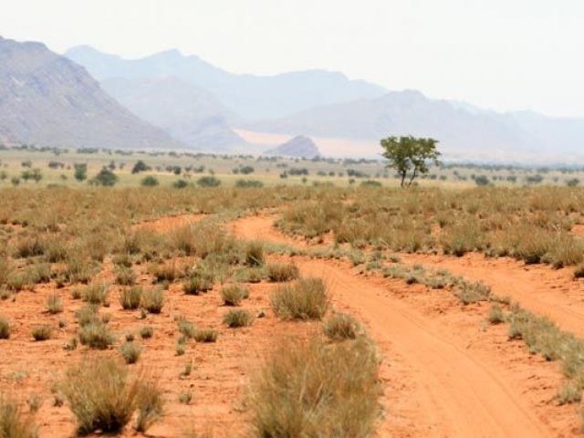 Marienfluss Valley, Kunene, Namibia