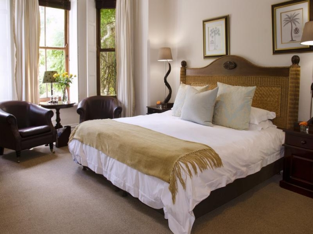 River Manor Boutique Hotel, Cape Winelands (upgrade option)
