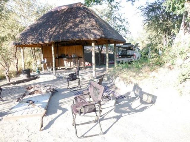 Ruparo Community Campsite, Caprivi Strip Namibia