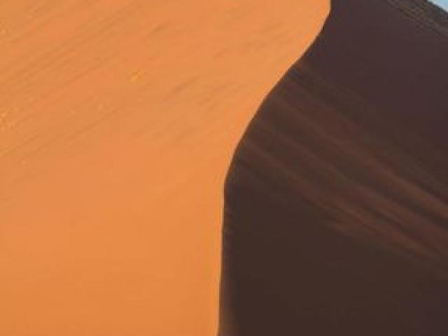 Dune 45, Sossousvlei, Namibia