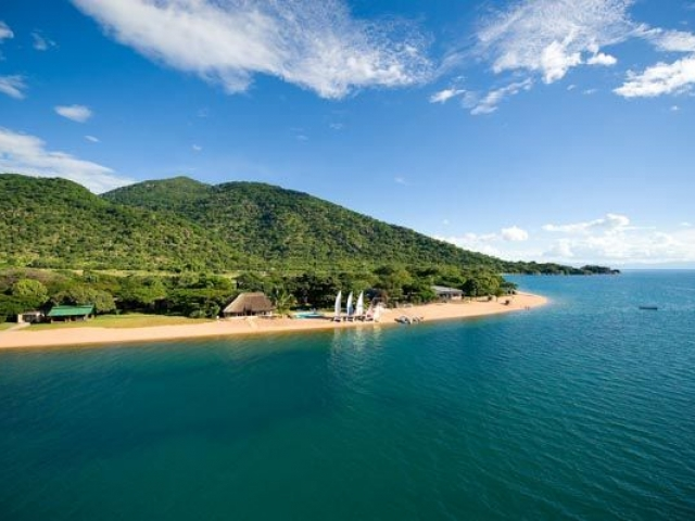 Lake Malawi, Malawi and Zambia