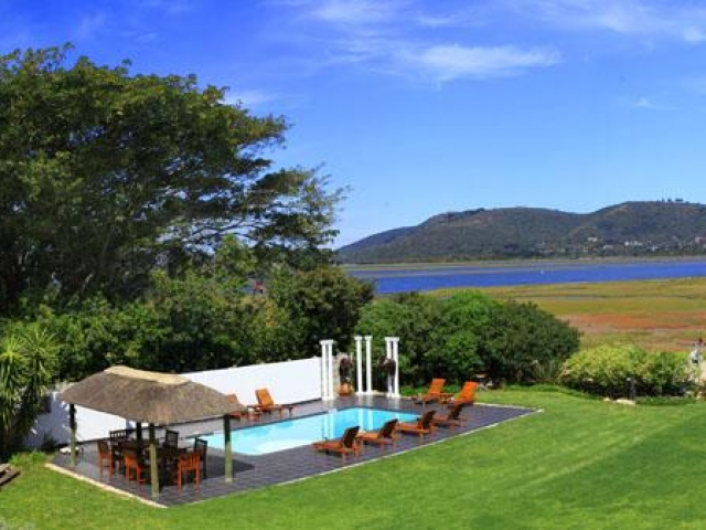 Waterfront Lodge, Knysna lagoon, Garden Route