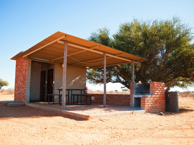 Kalahari Anib Campsite, Kalahari Basin
