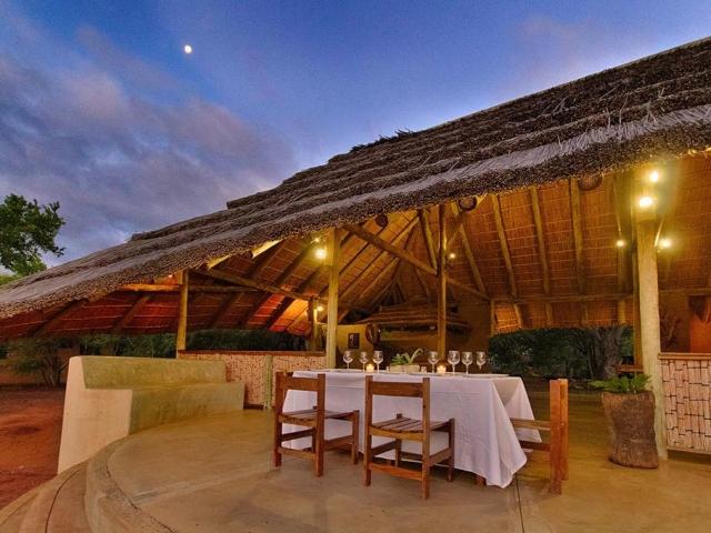 Covane Lodge, Massingir - Restaurant & Bar