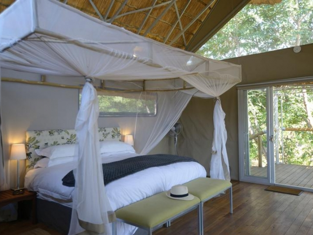 Elephant's Eye, Hwange (upgrade accommodation)