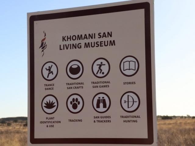 Erin Farm, #Khomani San Living Museum