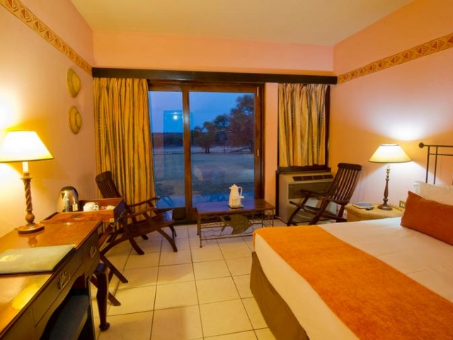 Hwange Safari Lodge (standard accommodation)