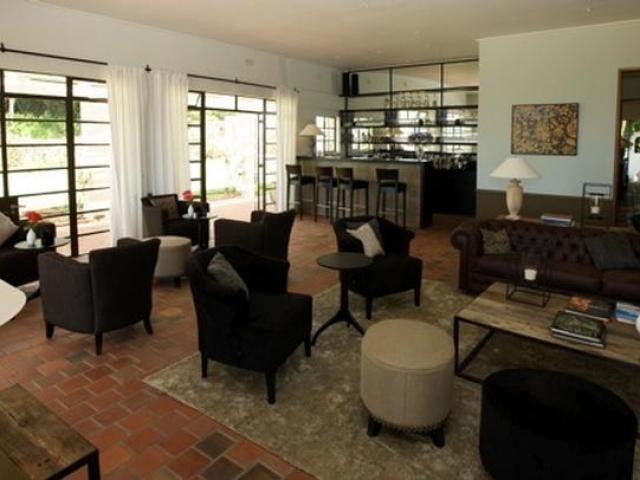 Kings Walden Garden Manor, Tzaneen - Lounge (Upgrade)