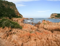 Knysna Heads, Garden Route, South Africa