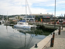 Knysna Waterfront, Garden Route, South Africa