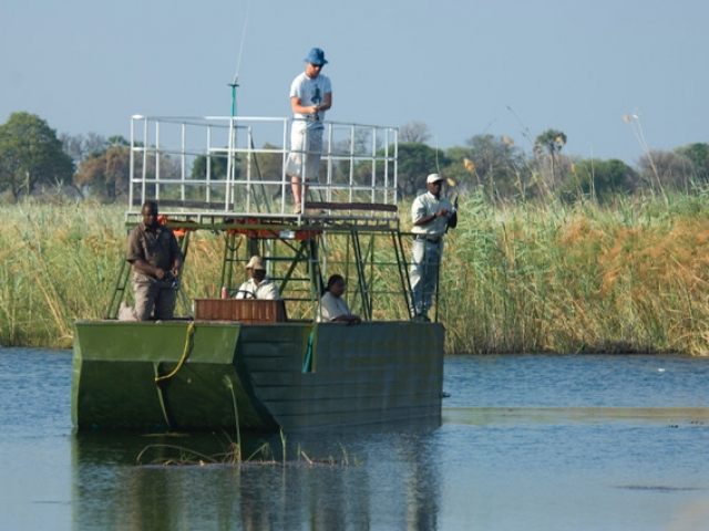 Fishing in the Delta