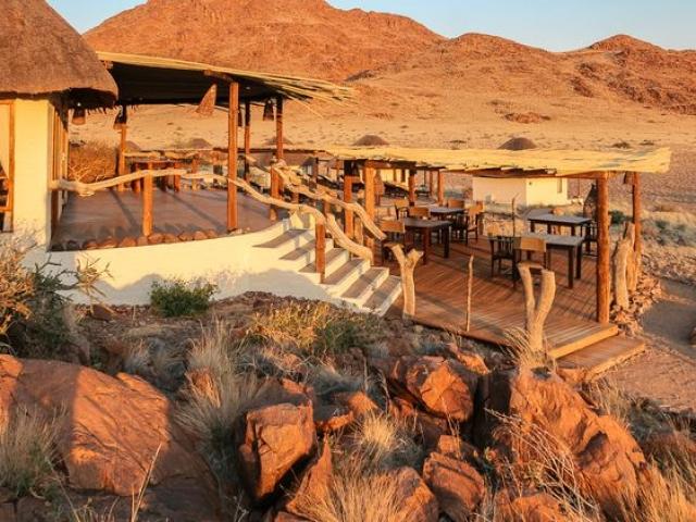 Desert Homestead, Namib Naukluft National Park