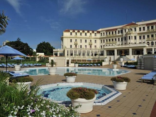Polana Serena Maputo Hotel - Pool Area (Upgrade)