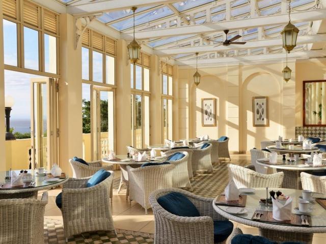 Polana Serena Maputo Hotel - Verandah Restaurant (Upgrade)