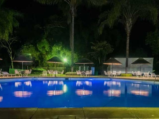 Sunbird Capital Hotel, Lilongwe, pool, Malawi and Zambia