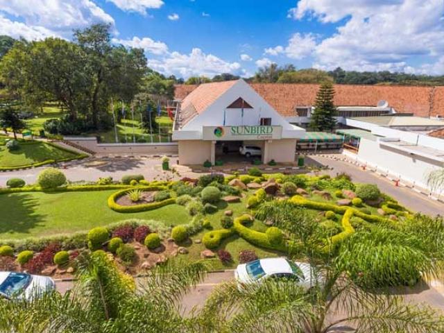 Malawi and Zambia, Sunbird Capital Hotel, Lilongwe