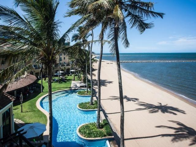 Southern Sun Maputo Hotel - Beach
