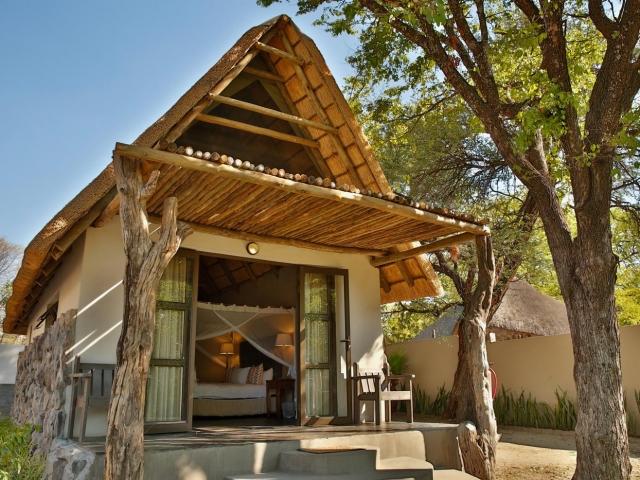 Thamalakane River Lodge, Babbler Chalet