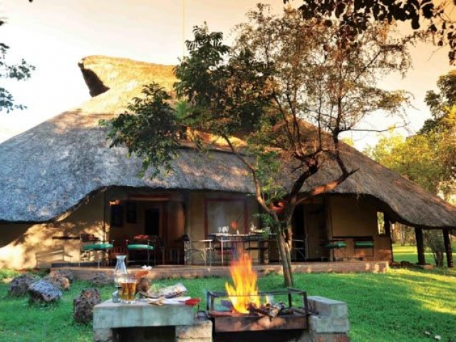 Lokuthula Lodge, Victoria Falls package, two bedroom suite