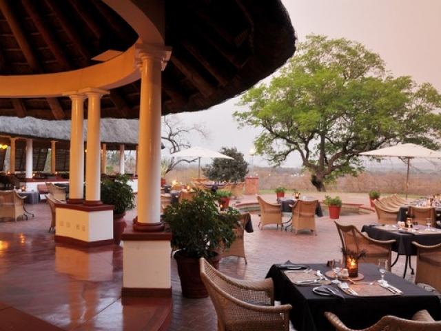 Victoria Falls Hotel, Victoria Falls (Luxury)
