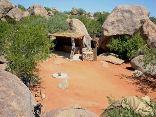 Hoada Community Campsite, Damaraland