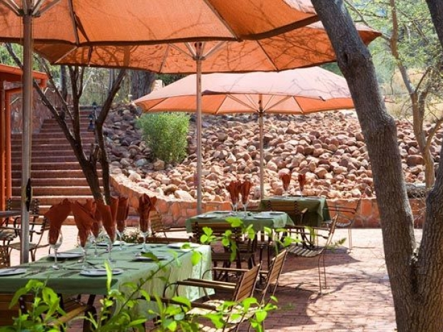 Waterberg Resort, Waterberg Plateau Park