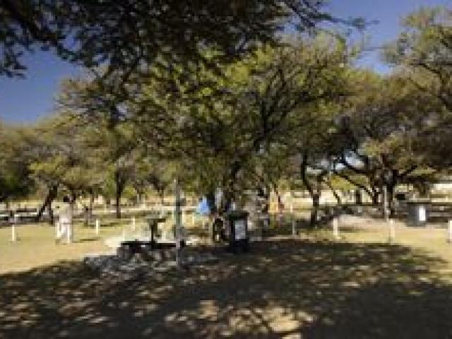 Namutoni Campsite, Etosha National Park