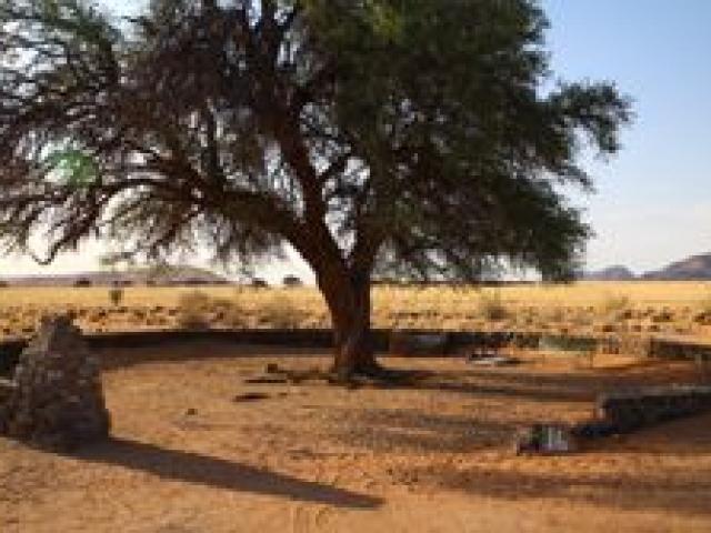Sesriem Campsite , Namib Naukluft National Park