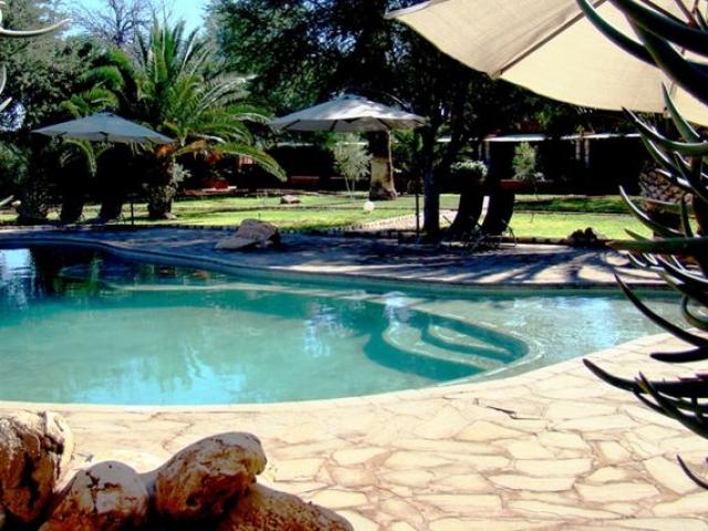 Kalahari Anib Pool, Kalahari Basin