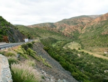 Route 62, Garden Route, South Africa