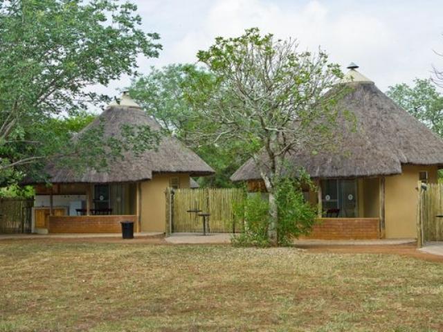 Satara bungalows, Kruger National Park