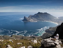 The Sentinel and Hout Bay, Cape Town, South Africa