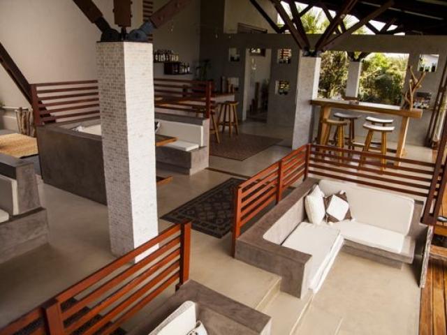 Naara Eco Lodge, lounge