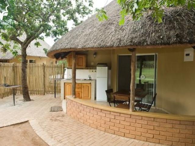 Satara Bungalow, Kruger National Park