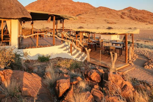 Self drive safari accommodation