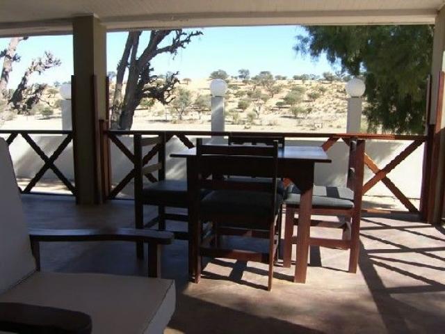 Kgalagadi Lodge, Kalahari