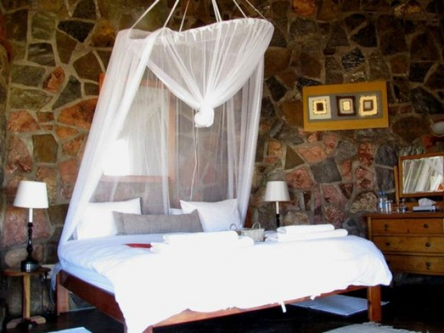 Zebra River Lodge, double room