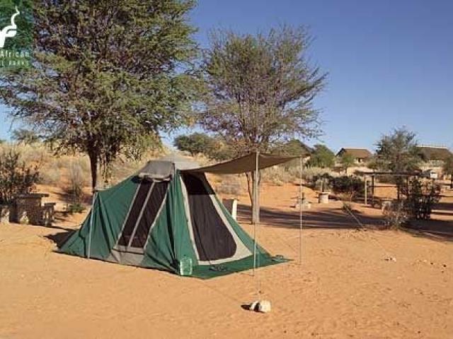 Twee Rivieren campsite
