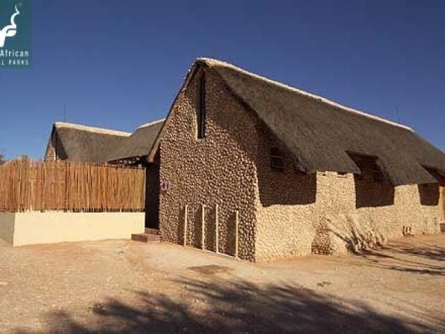 Twee Rivieren Campsite Ablutions, Kgalagadi Transfrontier Park