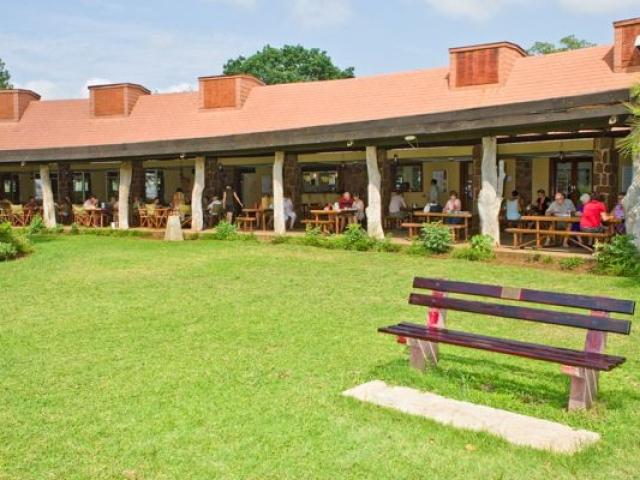 Satara restaurant area, Kruger National Park