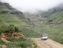 Sani Pass, Drakensberg Mountains South Africa