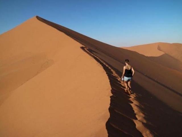 Namibia Sossusvlei Dunes