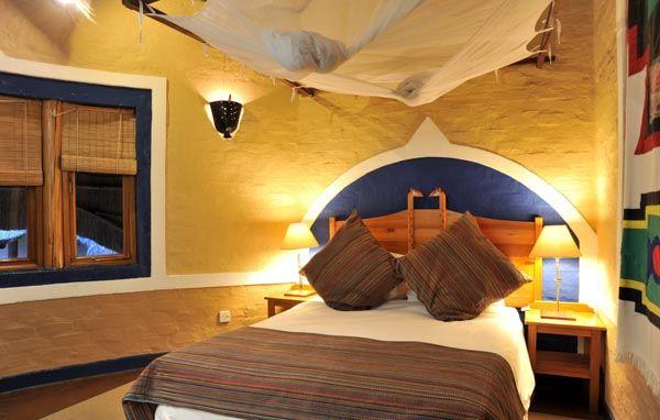 Family Self-Drive Botswana - Lokuthula Lodge, Bedroom (Standard)