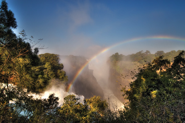 Best of southern Africa - Victoria Falls
