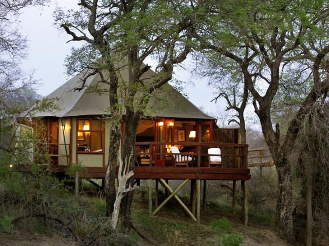 Hamiltons Tented Safari Camp, Kruger National Park