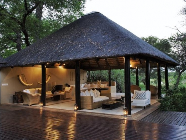 Lion Sands River Lodge, Sabi Sand Private Game Reserve