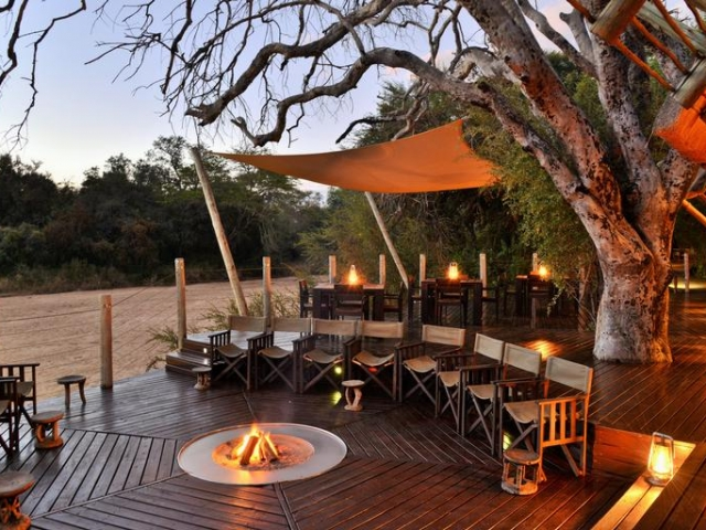Rhino Post Safari Lodge, Kruger National Park