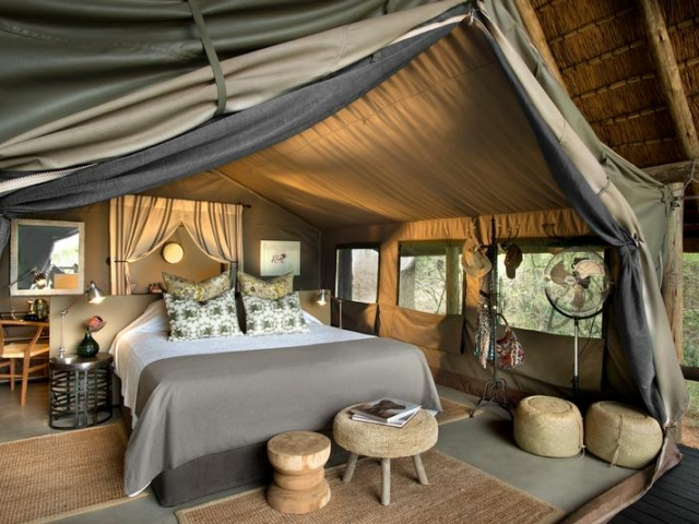 Tanda Tula Safari Camp, Timbavati Private Game Reserve